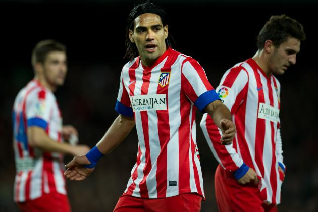 Falcao In and Sturridge Out as Chelsea Plan Massive Transfer Spree