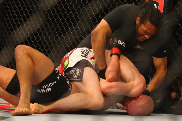 UFC 155: Herb Dean to Referee Junior Dos Santos vs. Cain Velasquez Title Fight