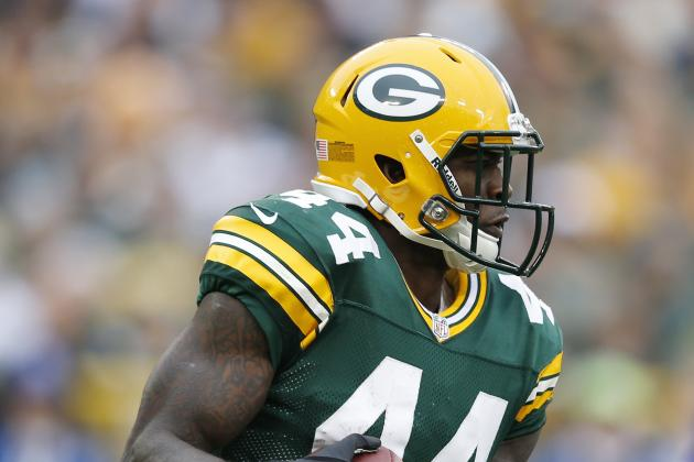 Packers' Starks Aiming for Postseason Return