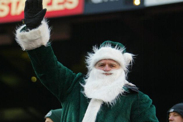 'Twas the Poem About the NY Jets & NY Mets: Santa's Got Nothing on Me