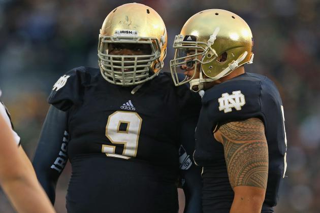 Notre Dame vs. Alabama: Louis Nix III vs Barrett Jones Is the Key Matchup