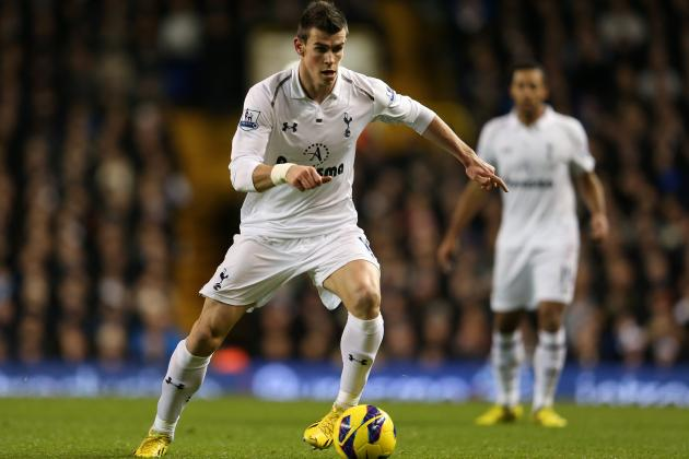 Real Madrid Transfer News: Latest on Radamel Falcao, Gareth Bale and More