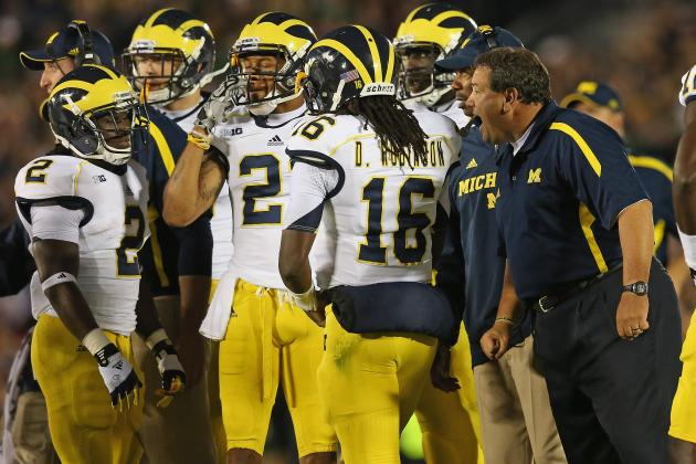 Michigan Football: Are Wolverines Best Shot for Big Ten to Win a Bowl Game?