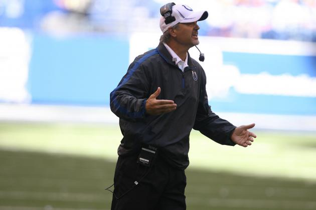 Indianapolis Colts' Chuck Pagano Medically Cleared to Return to Work