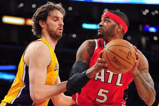 NBA Trade Rumors: Latest on Pau Gasol, Josh Smith and More League Buzz