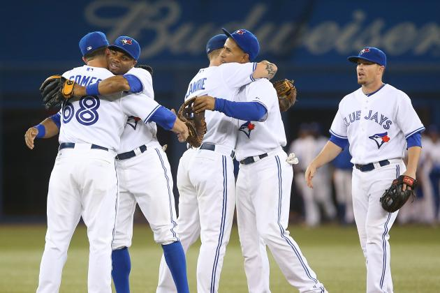 Las Vegas Makes Blue Jays the World Series Favorites for 2013