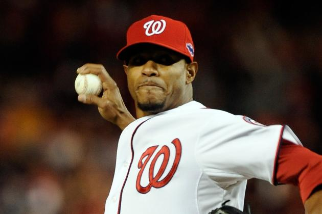 Report: Cubs Agree to 4-Year Deal with Edwin Jackson
