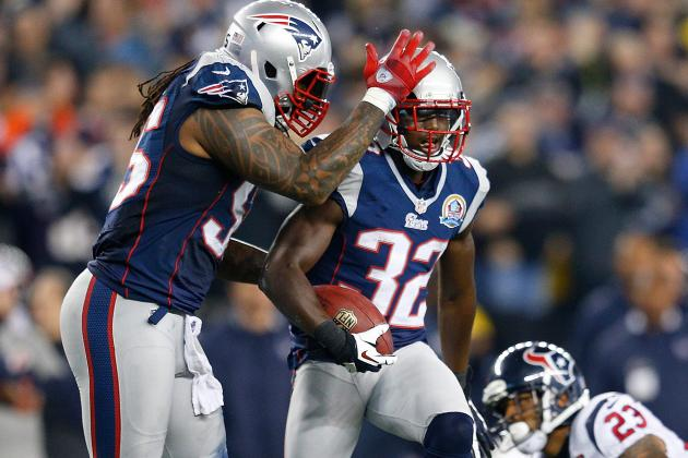 Why Devin McCourty Is the Key to the New England Patriots' Playoff Success