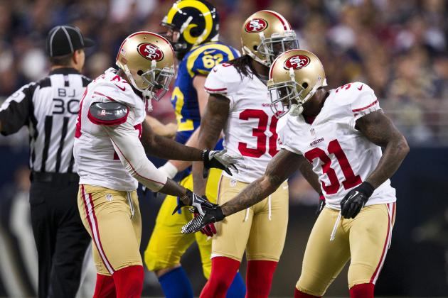 Turnovers Help, but 49ers Not Overly Reliant