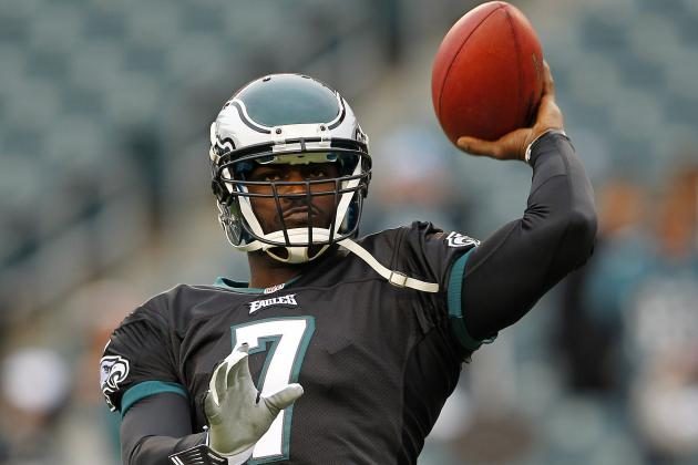 Michael Vick: Dynamic QB Only Hope for New York Jets' Regime to Survive in 2013