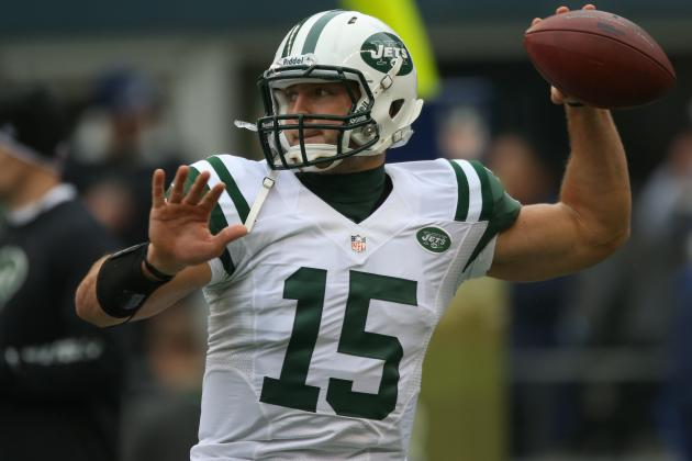 Tim Tebow: Jets Must Play Polarizing QB to Showcase Star for Potential Trade