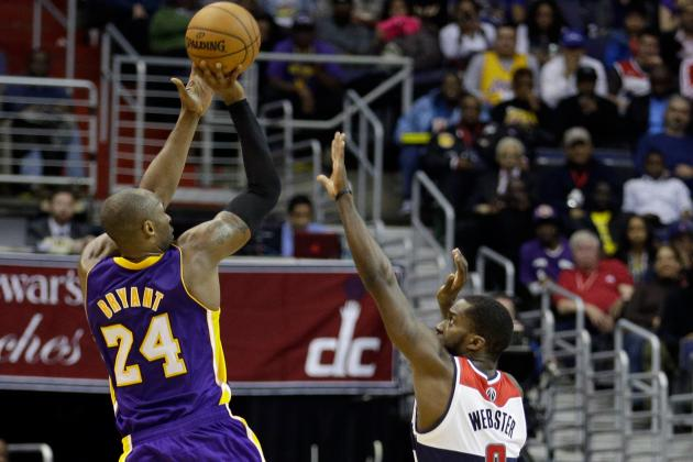 Kobe Bryant Reverting Back to Old Habits Under D'Antoni