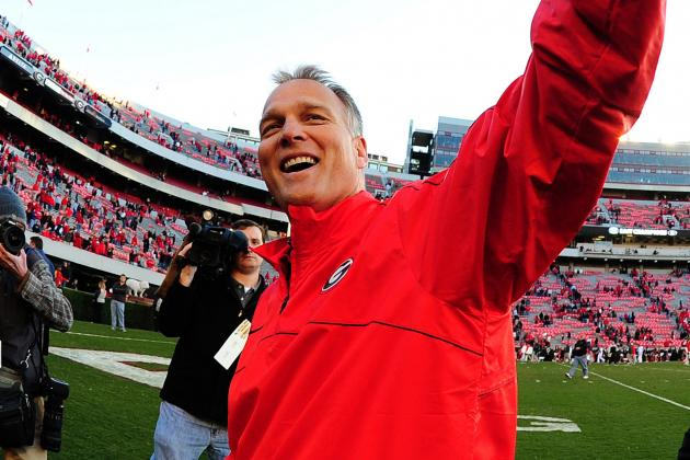 Mark Richt Comments on UGA's JC Signees