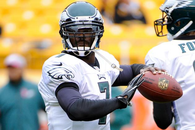 Michael Vick a Possible Replacement for Mark Sanchez for the New York Jets?
