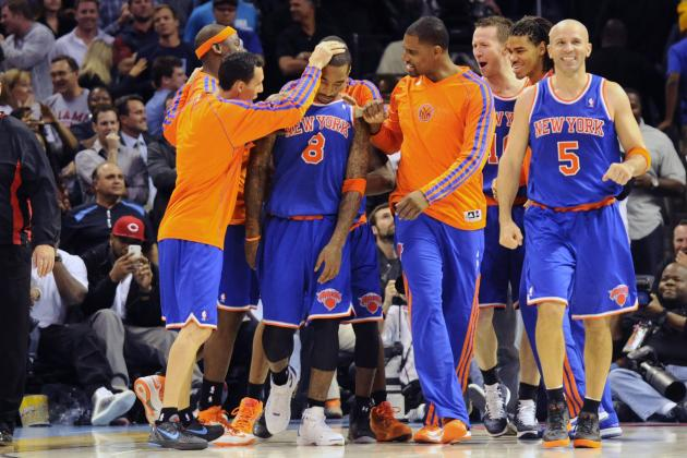 NY Knicks Went from Chemistry Laughingstock to NBA's Shining Example
