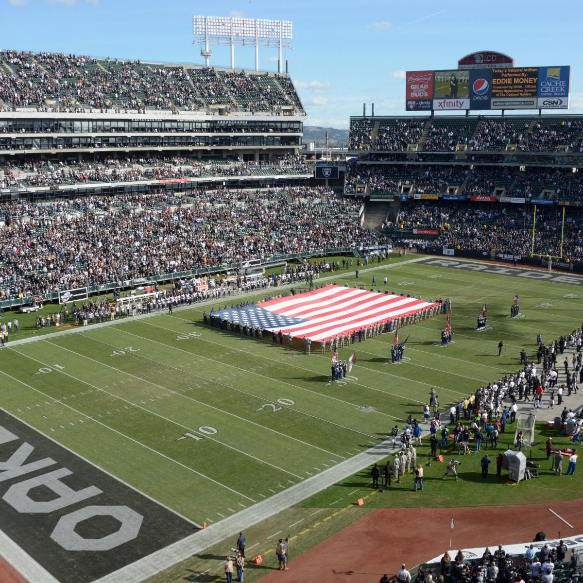 Raiders New Stadium: The Future Of The Raiders Is Tied To Getting A New Stadium