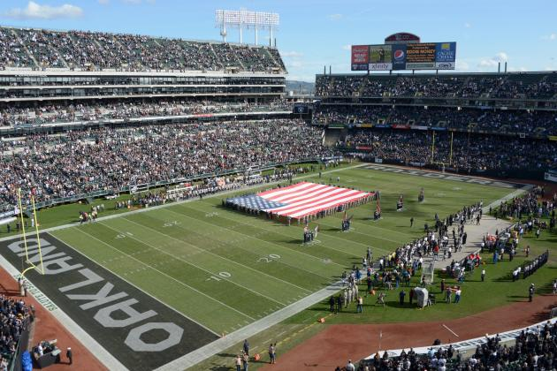 The Future of the Raiders Is Tied to Getting a New Stadium