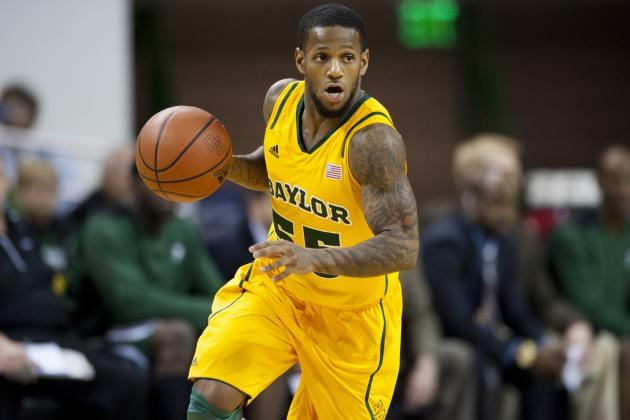Baylor's Jackson Named Cousy Award Candidate