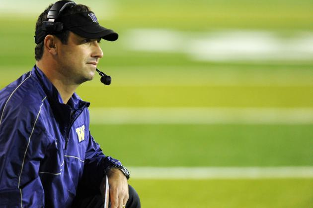 UW's Sarkisian Is the 5th Most Popular College Football Coach on Twitter