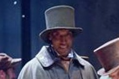 Tallest 'Christmas Carol' Actor of All Time