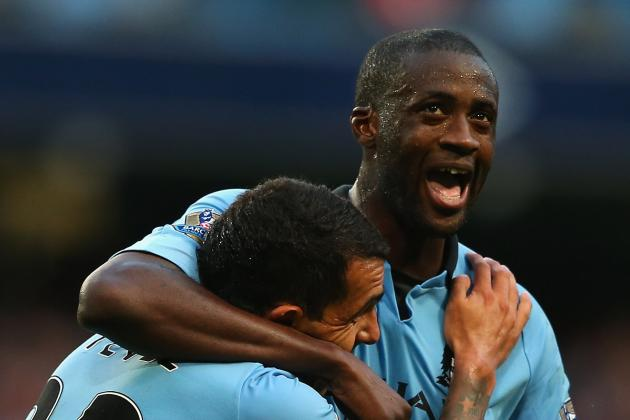 Yaya Toure Retains Caf African Player of the Year Title