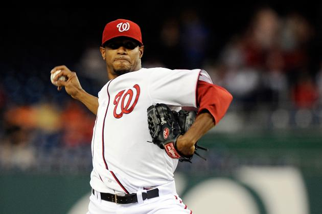 Chicago Cubs Continue to Improve Pitching Staff with Edwin Jackson Signing
