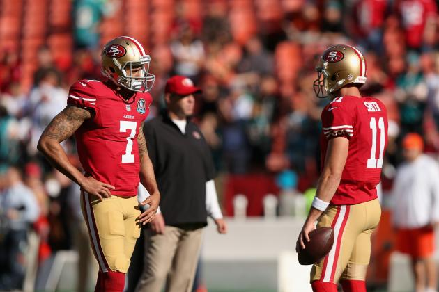 Why Alex Smith, San Francisco 49ers Are Looking Forward to the Offseason