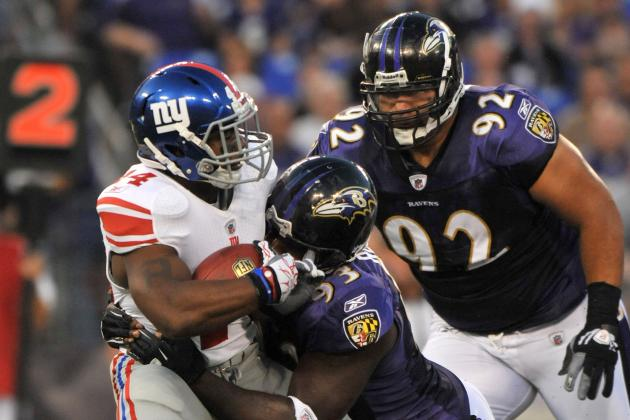 Giants vs. Ravens: How the Ravens Can End Their 3-Game Slide
