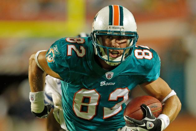 Dolphins WRs Hartline, Bess Both Miss Practice