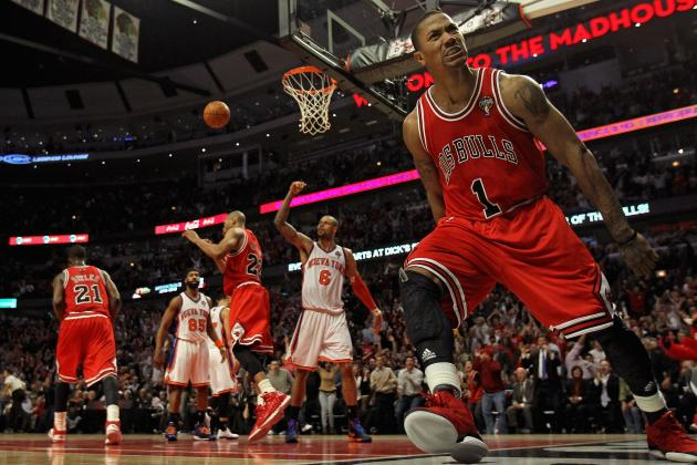 Are Chicago Bulls Championship Contenders with a Healthy Derrick Rose?