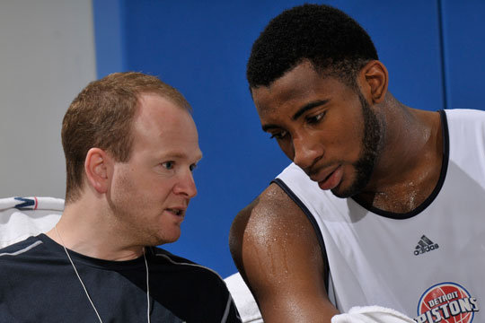 Lawrence Frank Responds to Criticisms of Andre Drummond's Lack of Playing Time