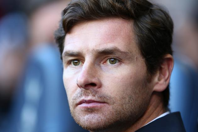 Defoe Hails Villas-Boas' Faith After Fine Run