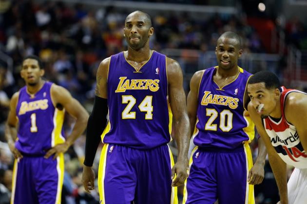 Kobe Bryant: Heavy Minutes and Offensive Burden Not a Problem for Black Mamba