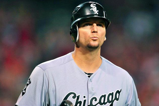 Texas Rangers and Catcher A.J. Pierzynski Reportedly Agree on 1-Year Deal
