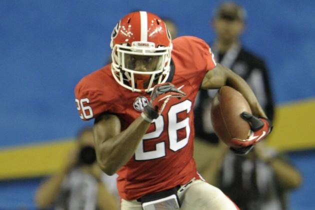 Georgia Football: Why Malcolm Mitchell Should Focus Only on Offense in 2013