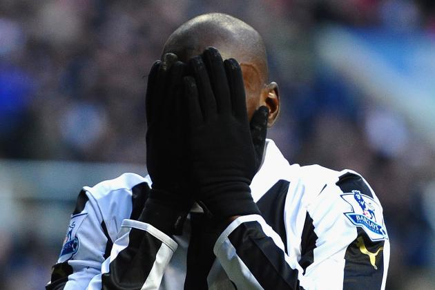 Newcastle Players Distracted Ahead of QPR Match by Ba Conjecture