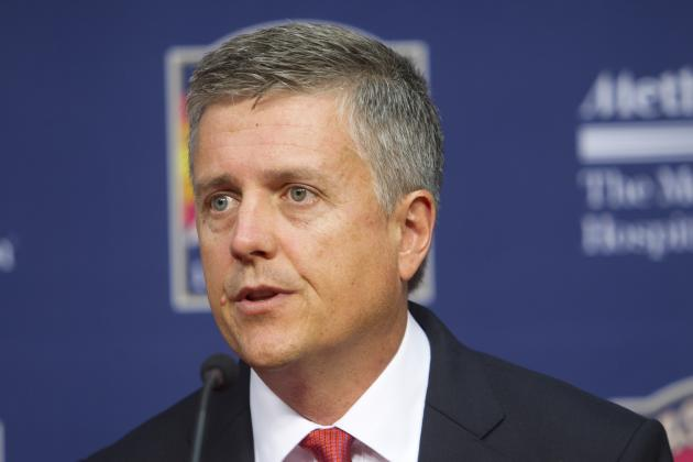 Astros GM Jeff Luhnow on John Ely, Relief Depth, Locking in Roster