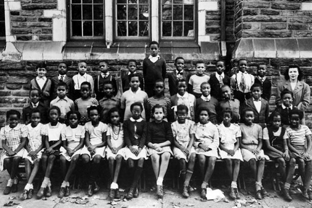 Wilt's 4th-Grade Class Photo