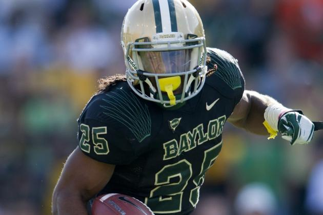 Baylor RB Lache Seastrunk: 'I'm Going to Win the Heisman'