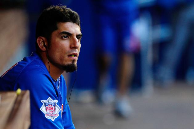Boston Red Sox, Chicago Cubs Match Up Well on a Matt Garza Trade