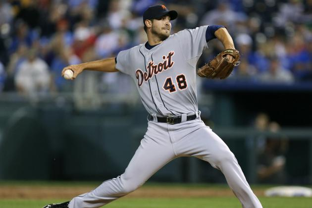 Orioles and Mariners Have Discussed Trade for Tigers' Rick Porcello