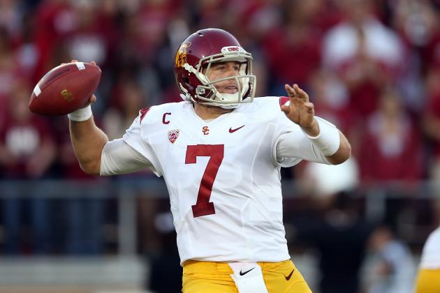 Matt Barkley: Why the Dallas Cowboys Must Draft the USC Quarterback