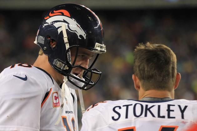 2012 Free-Agent Crop Fueling the Denver Broncos Playoff Run