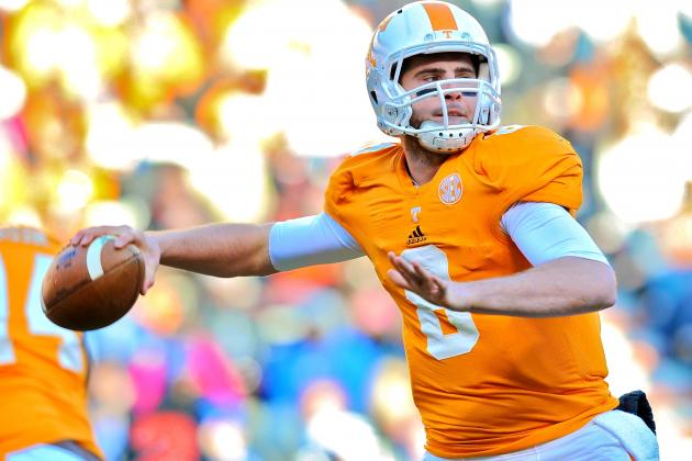 Why Is Tennessee QB Tyler Bray Going Pro When He Needs Another Year of College?