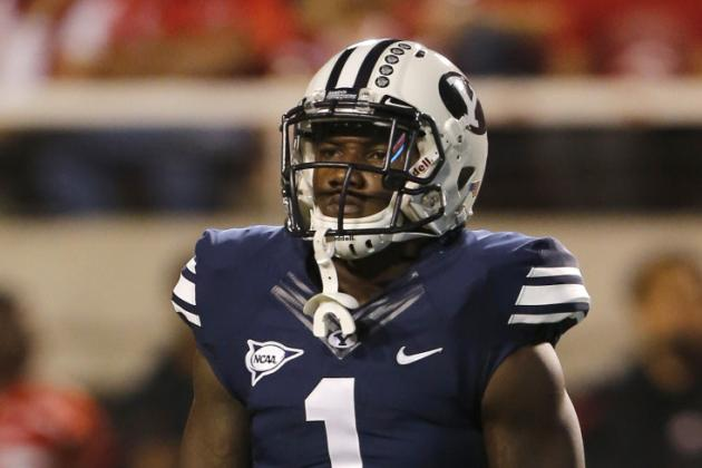 BYU Receiver Ross Apo Suffered Hip Pointer vs. SDSU; Will Not Return