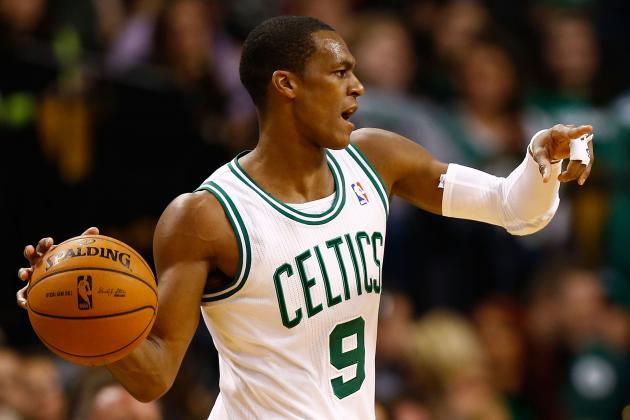 Rajon Rondo Shows Great Improvement Through First Quarter of Celtics' Season