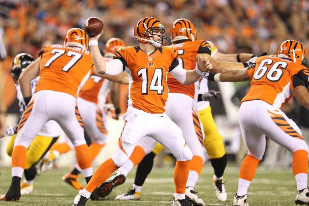 Bengals vs. Steelers: Spread Info, Line and Predictions