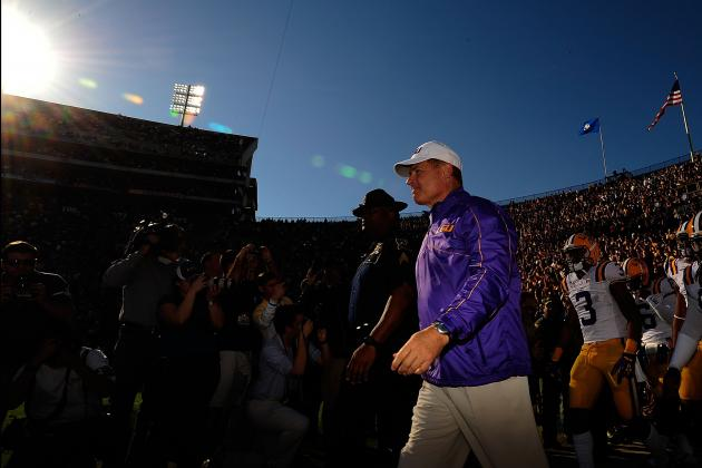 LSU Football: Why the Chick-Fil-A Bowl Is Important for Les Miles