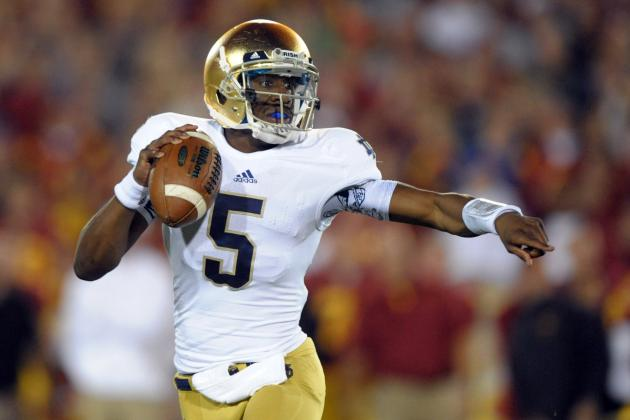 Notre Dame Football: Everett Golson Must Have Career Game vs. Alabama
