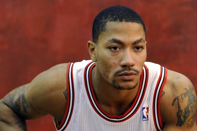 'Rushing Derrick Rose Back' Is the Biggest Non-Controversy in the NBA